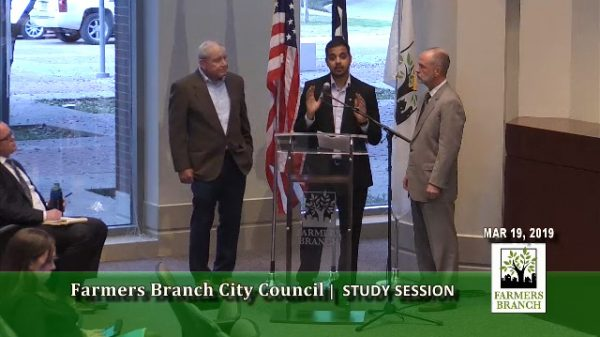 RadiologyAssist City Council Meeting